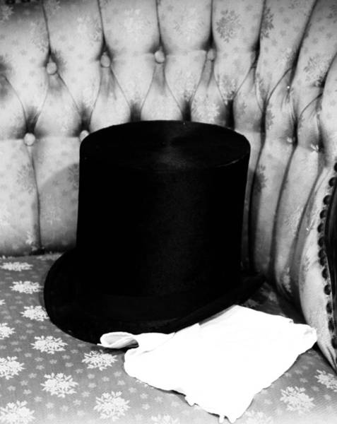 Capitalism Wall Art - Photograph - Old Top Hat by Dan Sproul