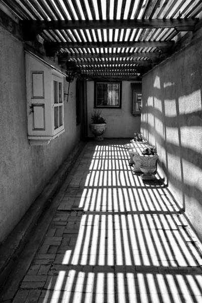 Photograph - Old Town Hallway by David Patterson