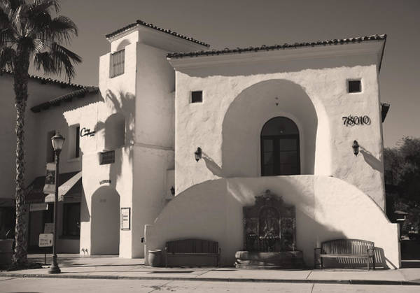 La Quinta Wall Art - Photograph - Old Town by Laurie Search