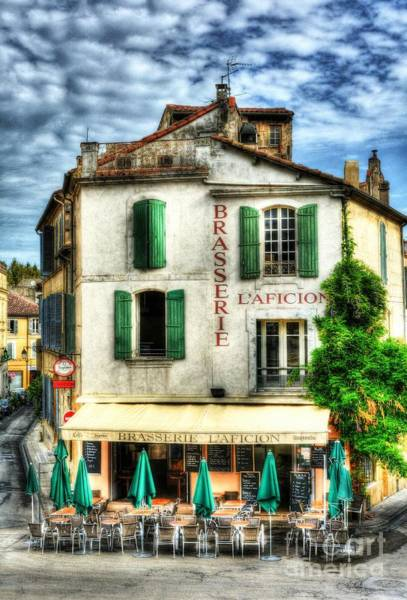 Photograph - Old Town Of Arles 2 by Mel Steinhauer