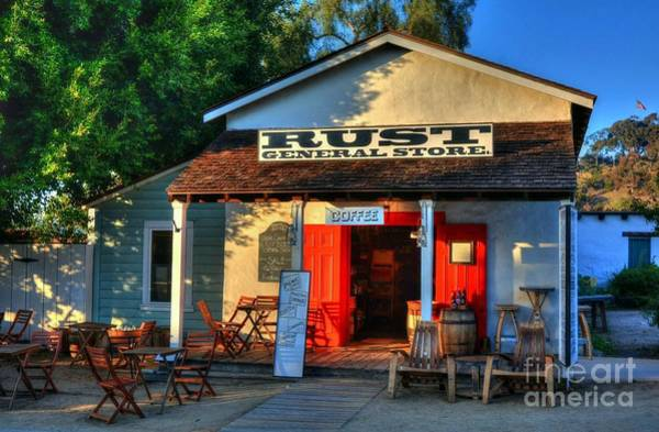Photograph - Old Town San Diego Colors 2 by Mel Steinhauer