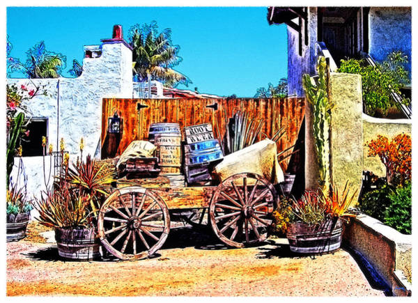 Wall Art - Photograph - Old Town San Diego by Glenn McCarthy Art and Photography