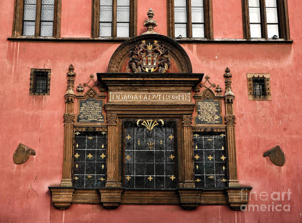 Photograph - Old Town Windows by John Rizzuto
