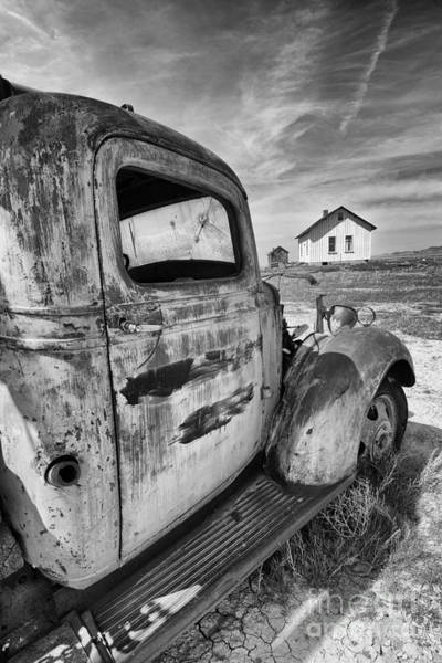 Photograph - Old Truck 2 by Angela Moyer