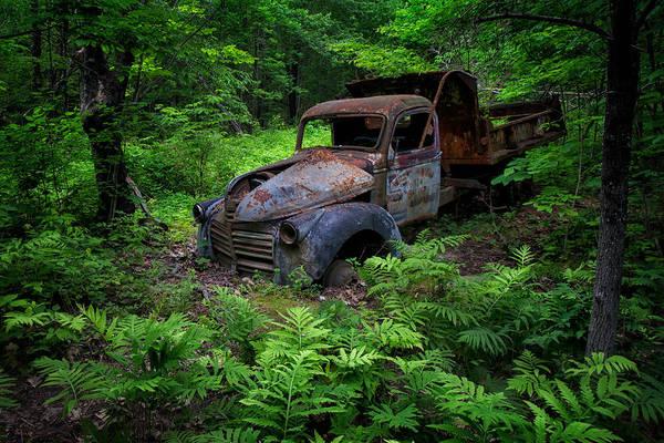 Photograph - Old Truck by Darylann Leonard Photography