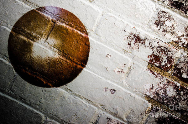 Photograph - Old Wall Detail 1 by Michael Arend
