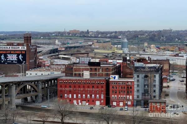 Liane Photograph - Old West Bottoms Kcmo by Liane Wright