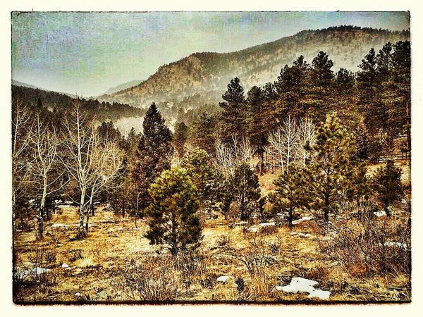 Digital Art - Old West by Dan Miller