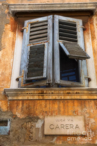 Photograph - Old Window In An Old House by Nick  Biemans