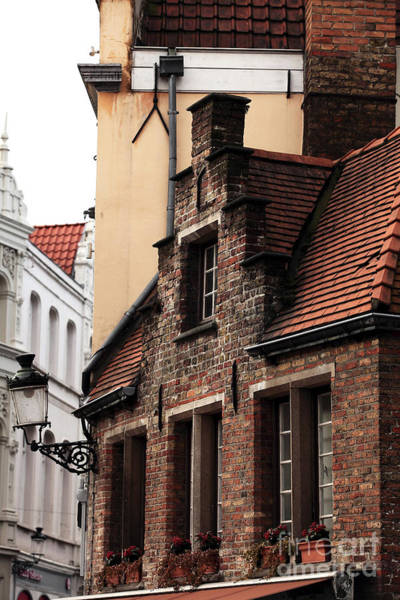 Wall Art - Photograph - Old World Bruges by John Rizzuto
