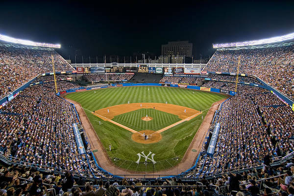 Photograph - Old Yankee Stadium by Mark Whitt