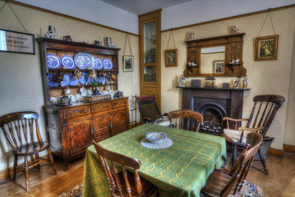 Photograph - Olde Dining Room by Ian Mitchell