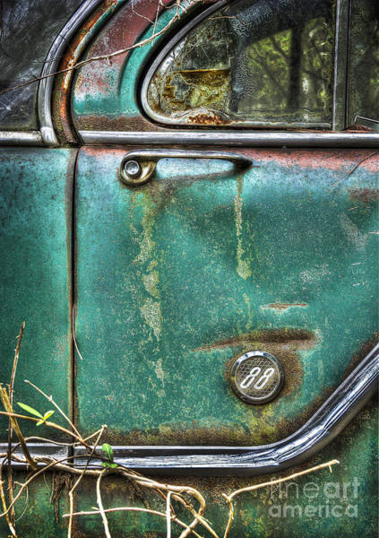 Photograph - Olds 88 by Ken Johnson