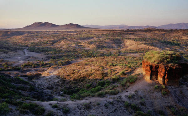 Wall Art - Photograph - Olduvai Gorge by Javier Trueba/msf/science Photo Library