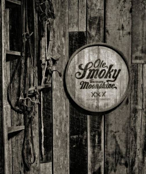 Wall Art - Photograph - Ole Smoky Tennessee Moonshine by Dan Sproul