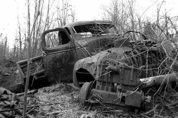 Photograph - Ole Truck Of Jackfish by Jeremiah John McBride