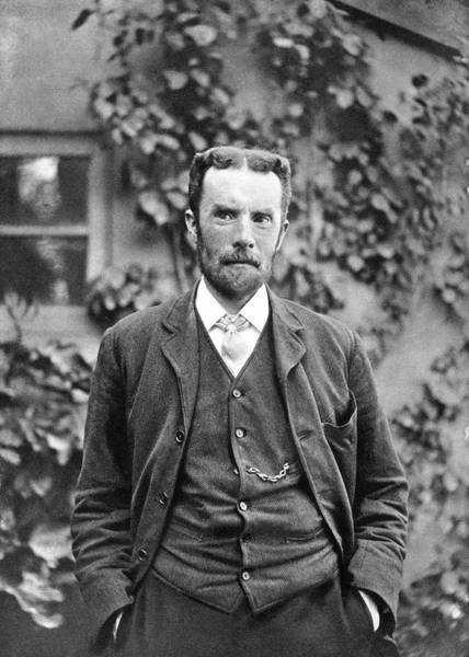 Oliver Photograph - Oliver Heaviside by Science Photo Library