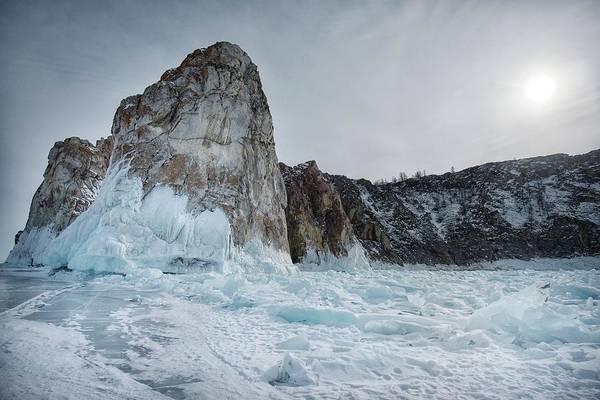 Lake Louise Photograph - Olkhon Island by Louise Murray