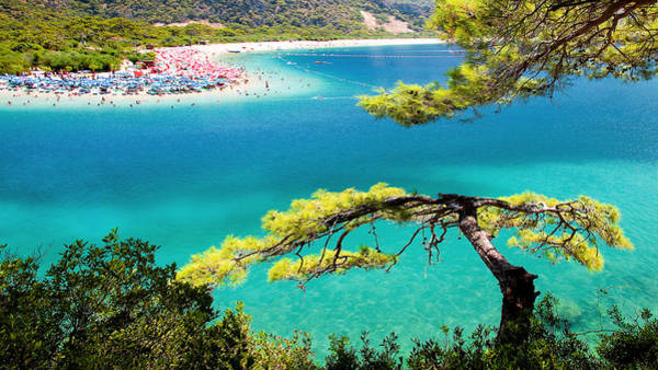 Arrival Photograph - Olu Deniz, Turkey by Nick Brundle Photography