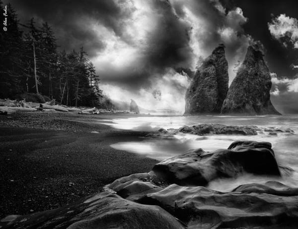 Photograph - Olympic National Park by Alexander Fedin