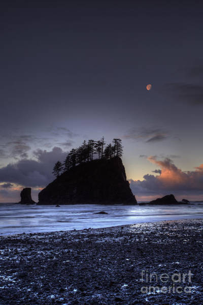 Wall Art - Photograph - Olympic Nationals Moon Stacks by Marco Crupi