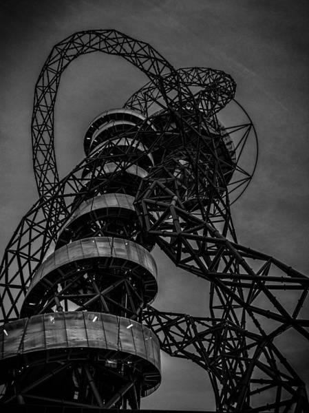 Olympics Photograph - Olympic Park London by Martin Newman
