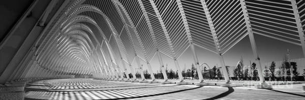 Santiago Calatrava Photograph - Olympic Sports Complex - Athens by Rod McLean