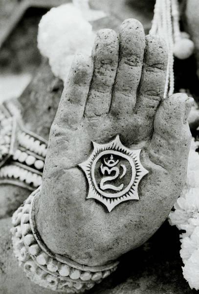 Photograph - Om Spirituality by Shaun Higson