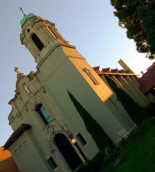 Photograph - Omaha Church by Jeff Lowe