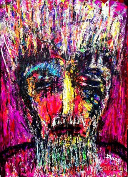 Sax Painting - Omar Khayyam by Darlyne Sax
