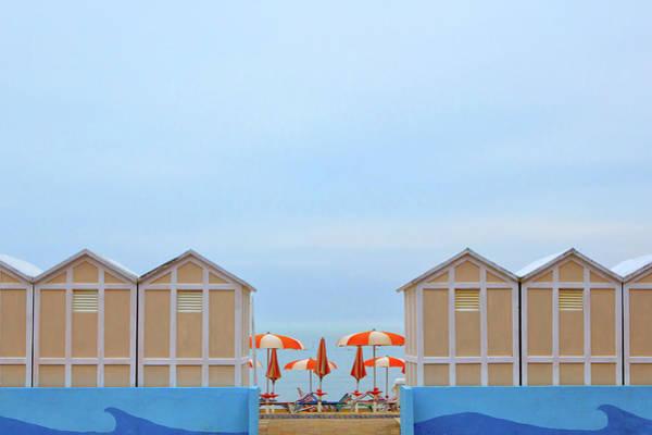 Wall Art - Photograph - Ombrelloni by Massimo Della Latta