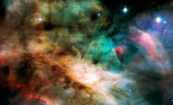 Wall Art - Photograph - Omega Swan Nebula 2 by Jennifer Rondinelli Reilly - Fine Art Photography