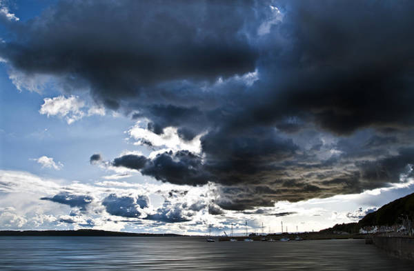 Photograph - Ominous Skies by Ross G Strachan