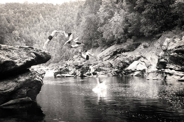 Franklin Park Photograph - On A Ten Day Rafting Trip by Lars Schneider