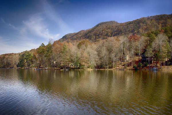 Photograph - On Bald Mountain Lake by Ben Shields