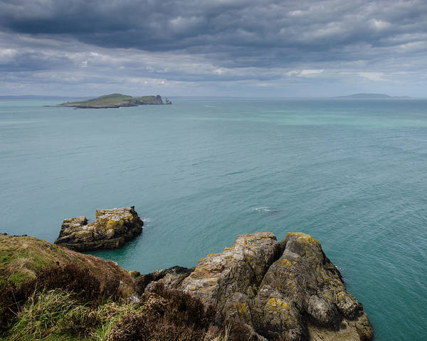 Photograph - On Howth Head by Paul Indigo