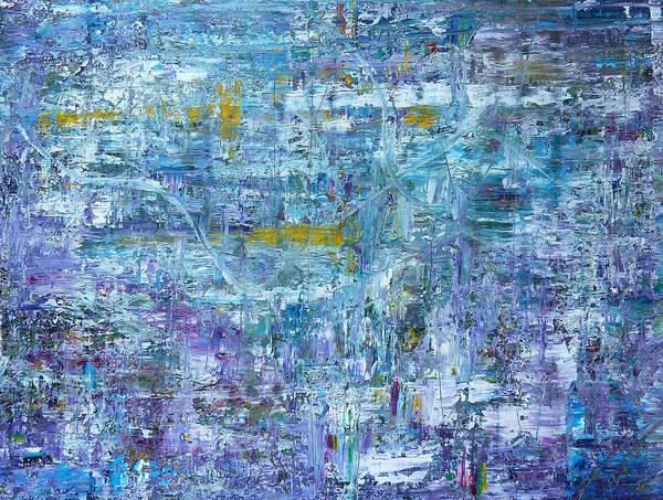 Wall Art - Painting - On My Own by Derek Kaplan