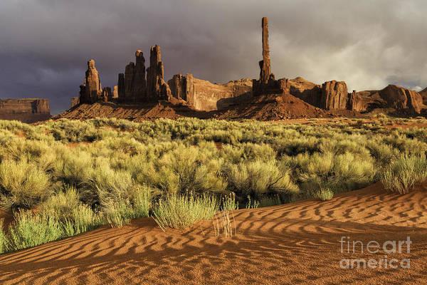 Photograph - On Sacred Ground by Stuart Gordon