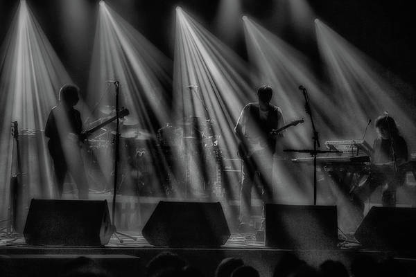 Scene Wall Art - Photograph - On Stage by Adrian Popan