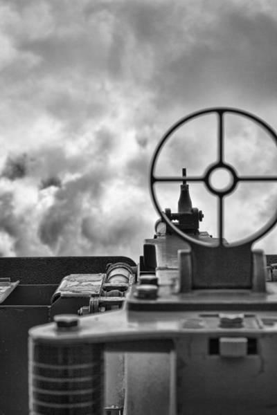 Uss Bowfin Photograph - On Target by Douglas Barnard