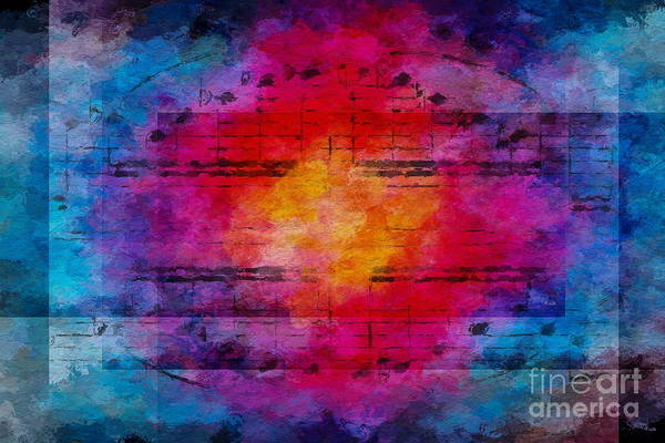 Digital Art - On Target by Lon Chaffin