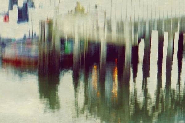 Photograph - On The Dock Of The Bay by Patricia Strand