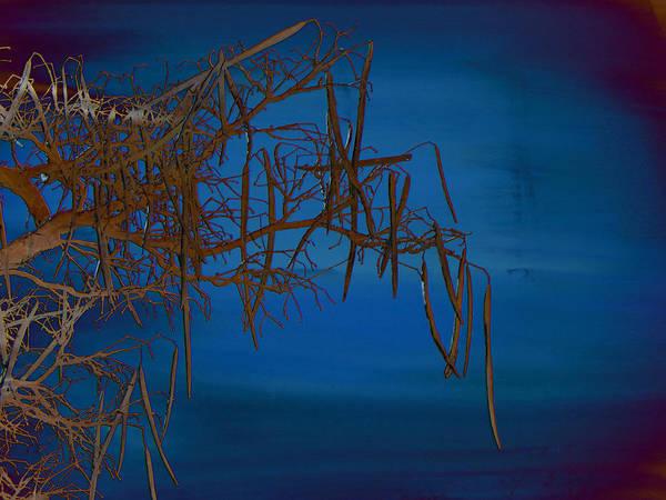 Pod Mixed Media - On The Edge Of Sky by Lenore Senior