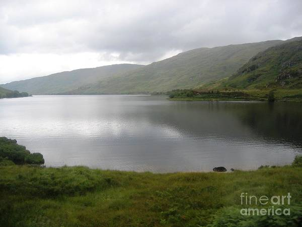 Photograph - On The Loch by Denise Railey