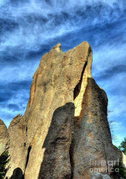 Photograph - On The Needles Highway 4 by Mel Steinhauer