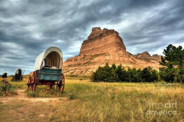 Photograph - On The Oregon Trail 2 by Mel Steinhauer