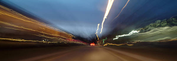 Photograph - On The Road 2 by Wesley Elsberry