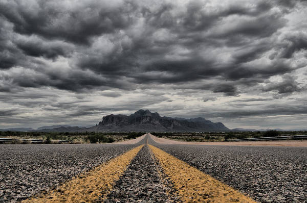 Photograph - On The Road Again by Tam Ryan