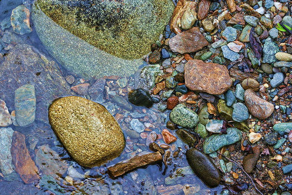 Photograph - On The Rocks by Heather Applegate