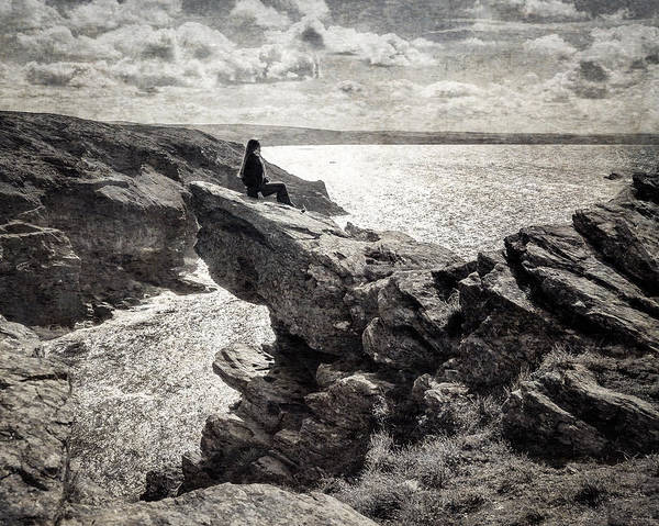 Photograph - On The Rocks by William Beuther